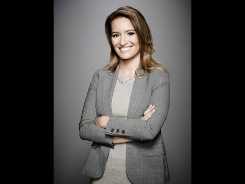 Katy Tur details unwanted Trump kiss during campaign