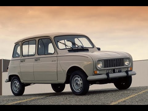 WD France - Mythique Renault 4L (RMC Découverte)