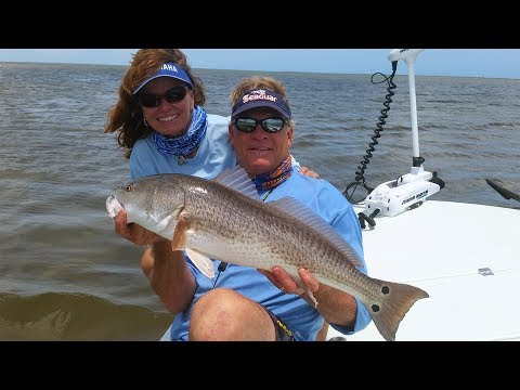 CCA STAR Redfish Tournament Release On Florida's Space Coast
