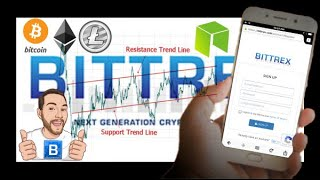Bittrex - Cryptocurrency Trading - MOBILE EDITION 2017