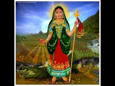 Khodiyar Maa Na Duha Chhand - Hemant Chauhan RAMAZAT 3D RED N BLUE Mjppatel@ymail.com