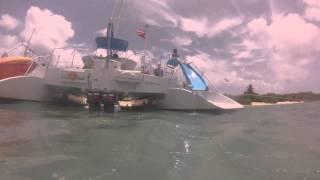 Puerto Rico July 2013 East Wind Catamaran