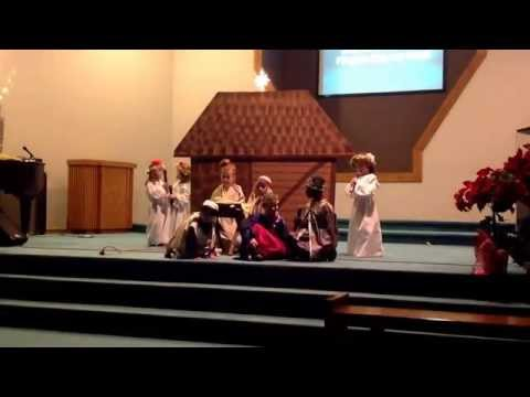 What Can I Give Him? - Christmas Program 2014