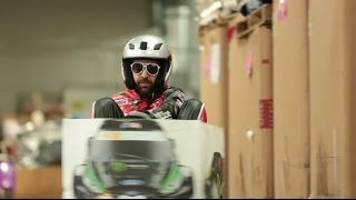 Ken Box: Crazy Cart Gymkhana!  Epic Ken Block Gymkhana Tribute: (a Ken Block Gymkhana parody)