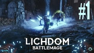 Lichdom BattleMage - Le Mage Ultime - Part 1 - FR HD PC