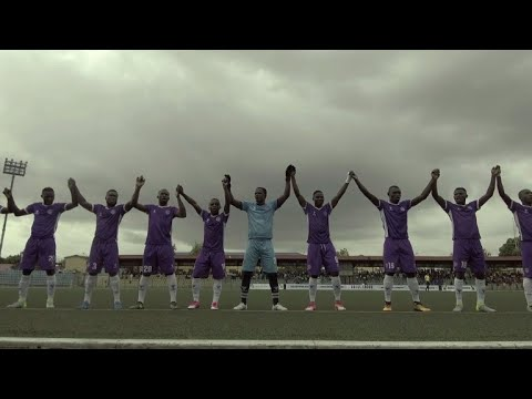 Nigeria's rising Mountain Top FC owned by evangelical church