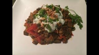 Bz Recipes: Eggplant Salad