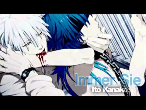 Dramatical Murder----Immer Sie----Bad End , Clear - YouTube