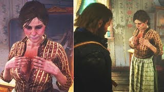 Incest Couple's Wild Proposition to Arthur - Red Dead Redemption 2