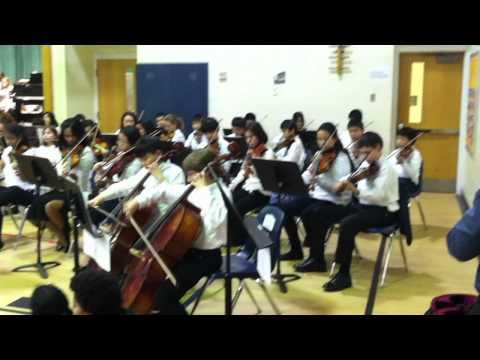 Fairhill Elementary School Winter Music Concert 2011 - 2