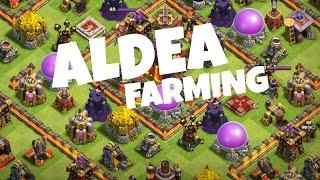 Ayuntamiento nivel 7 diseño de aldea /farming/Troll/guerra/ Clash of Clans