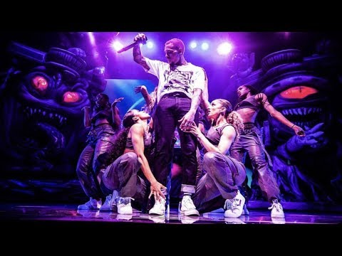 CHRIS BROWN INDIGOAT TOUR 2019 LIVE (Portland, OR)