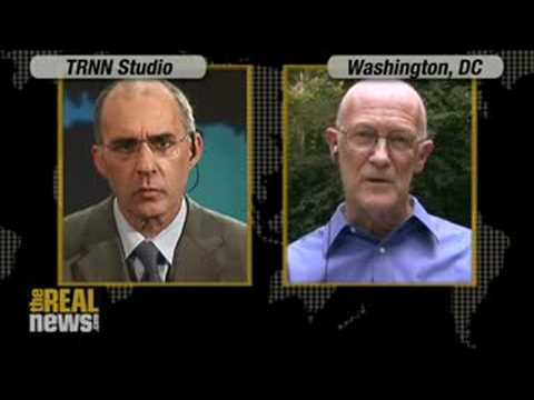 Ex-CIA Ray McGovern on Obama's 'new world'