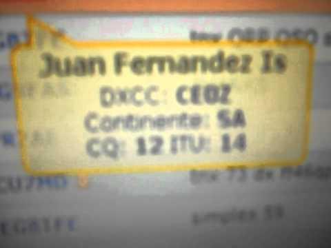 XR0ZA-Mr Claudio-ROBINSON CRUSOE ISLAND-Juan Fernandez Islands-Chile-19:19 utc -  29-May-2012