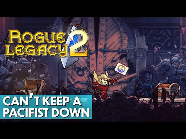 Rogue Legacy 2 - Far Shores Update - Can't Keep a Good Pacifist Down