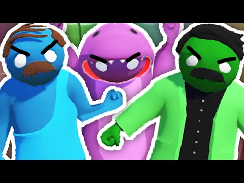 KILL EACH OTHER!! | Gang Beasts