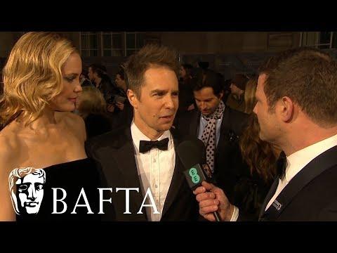 Sam Rockwell Red Carpet   EE BAFTA Film Awards 2018