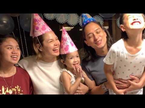 Anak ni Judy Ann Santos Agoncillo na si Lucho Celebrates 9th Birthday!