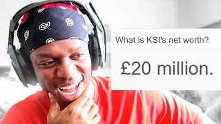 HOW RICH IS KSI?