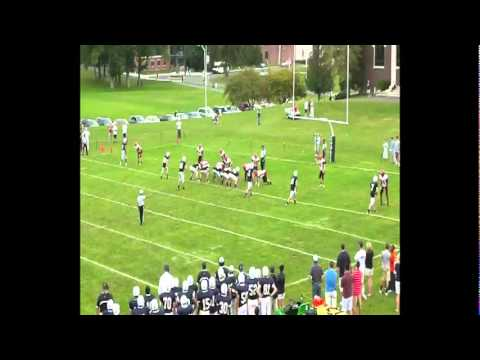 Kyle Nolan Quarterback Choate Rosemary Hall Highlights 2011