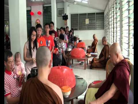malaysian buddhist meditation center