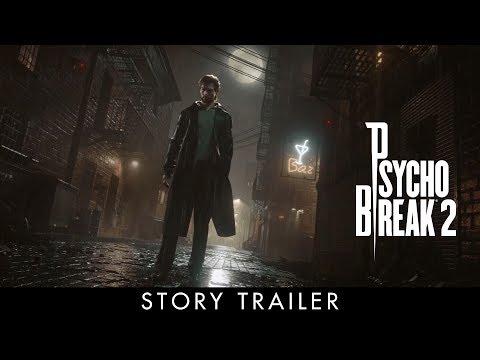 PSYCHOBREAK 2 – E3ストーリー トレーラー