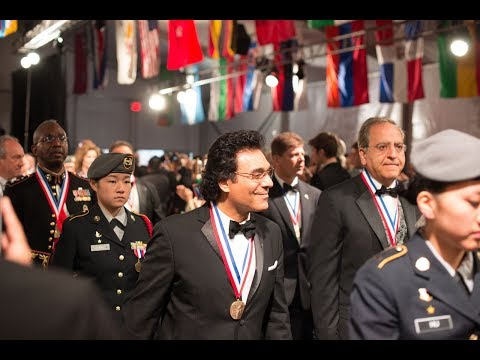 Andy Madadian,  Ellis Island Medals Of Honor, New York, 5.13.2017