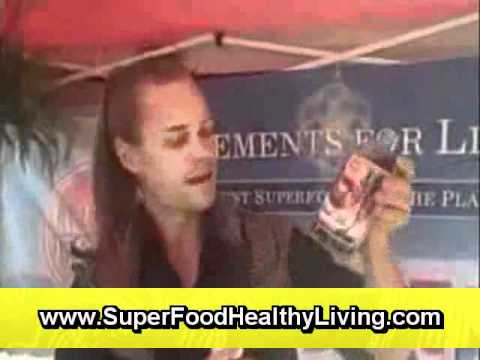 Maca Restores Sexual Health without Raising Hormone Levels Part 1