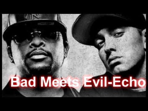 Bad Meets Evil-Echo [Music Video]  (Eminem & Royce Da 5'9