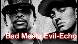 Bad Meets Evil-Echo [Music Video]  (Eminem & Royce Da 5