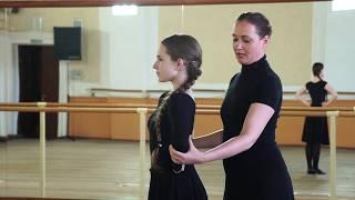 Положение рук в русском народном танце