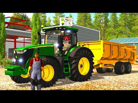 UNE AUTRE MAPS DE FRANCE ! (FARMING SIMULATOR 17 LIVE)