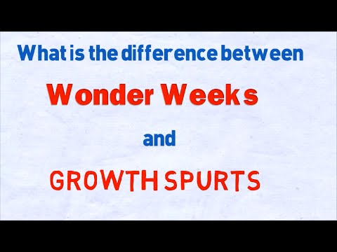 The Differences Between Wonder Weeks And Growth Spurts