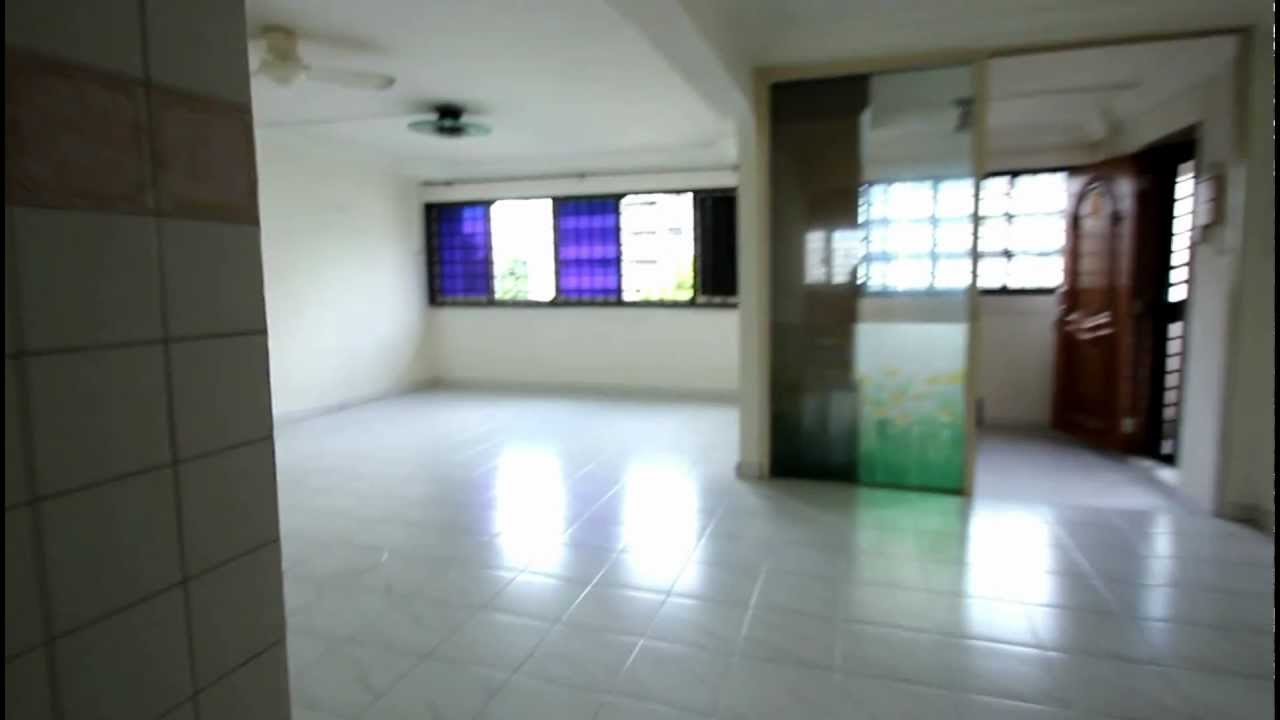Yishun 5 Room HDB Renovation By Interior Designer Ben Ng   Part 1   Pre  Renovation   YouTube