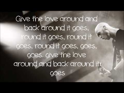 Give The Love Around by The Script (Lyrics)