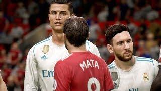 Месси мен Роналду тағыда бірге (FIFA 18 #4)