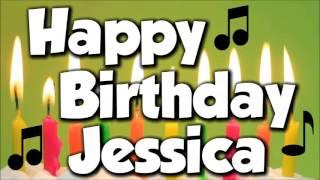 Happy Birthday Jessica! A Happy Birthday Song!