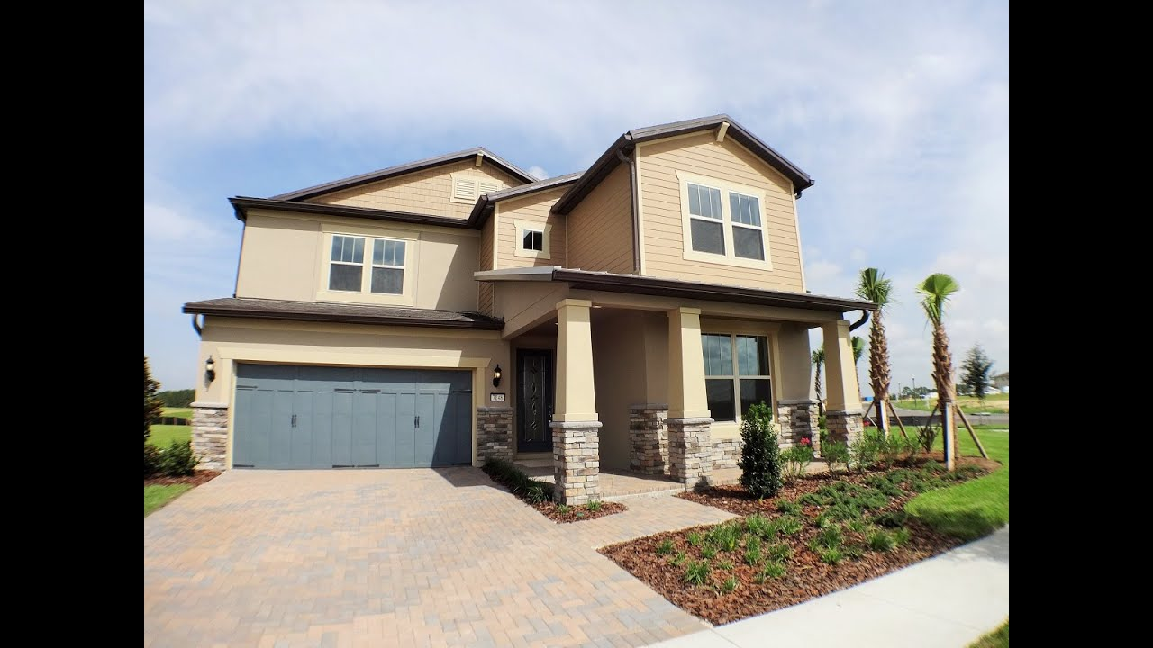 winter garden new homes lakeview pointe valleybrook model