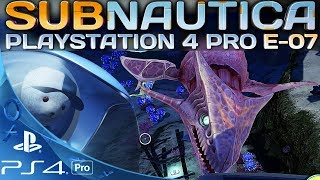 Subnautica PS4 Pro Deutsch Nervige Ruckler Playstation 4 German Deutsch Gameplay #7