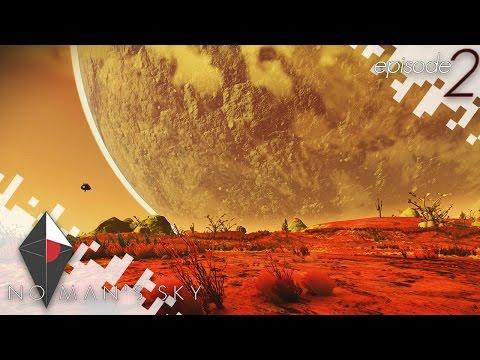 No Man's Sky - Starting A Base! - EP02