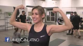 Natasha Martinez goes on a Mission: LazrFit | American Latino