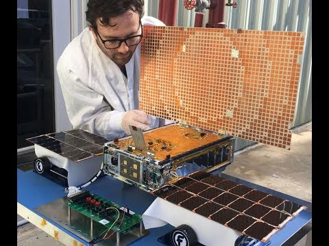 LIVE! PSW 2398 CubeSats: A Giant Revolution in Space