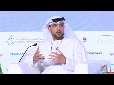 UAE Visions of New Technology Applications: Panel Discussion at the Global Space Congress: