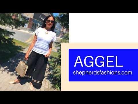 Shepherd's Pick - AGGEL - SPRING KNITWEAR WITH FLAIR (May 25, 2020)