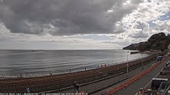 Live UK Beach Cam Dawlish Cam Devon Full HD Live Cam South Devon Railway