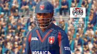 """""""GAMING SERIES"""" UAE V NEPAL PGE T10 QUALIFIERS 2017 GROUP A MATCH 6"""