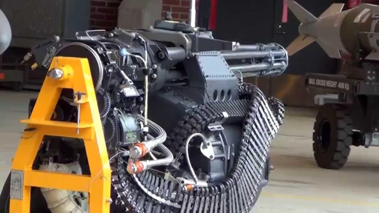 m61 vulcan gatling firepower hornet gun youtube rh youtube com