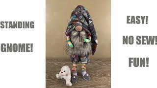 Long Legged Standing Gnome Tutorial