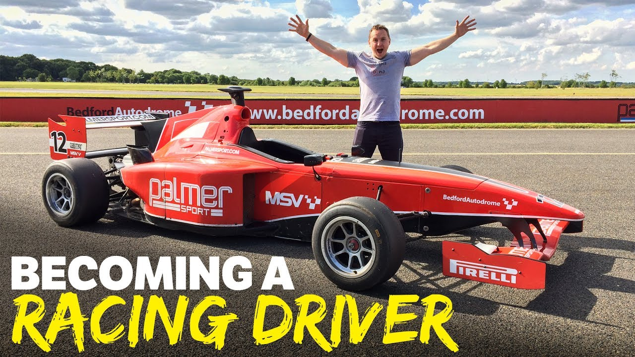 Racing A Formula 3000 Car Is The Coolest Thing I've Ever Done