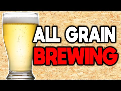 ALL GRAIN HOMEBREWING FOR BEGINNERS